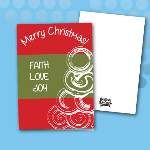 Greeting Cards - Offset