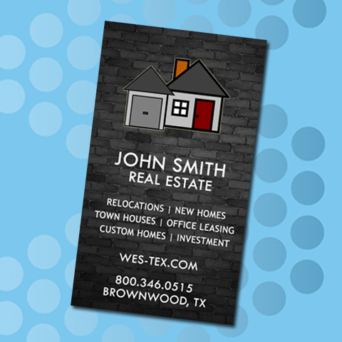 Magnetic Business Cards - Digital