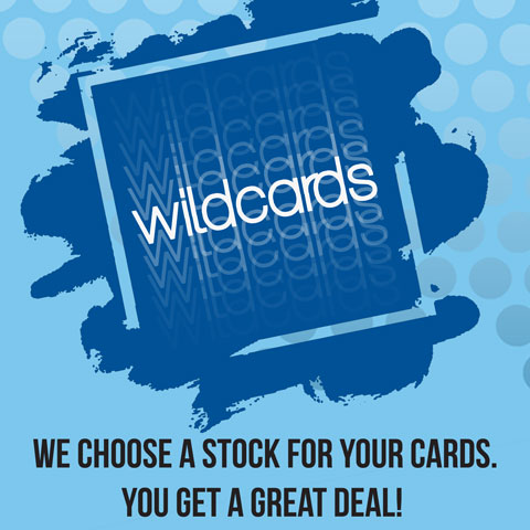 Business Cards - Wildcards