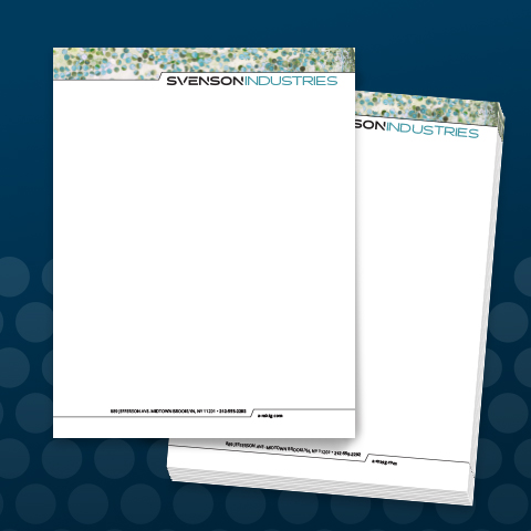 Letterhead - Digital